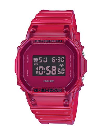 Casio G-Shock Men's DW5600SB-4D Watch