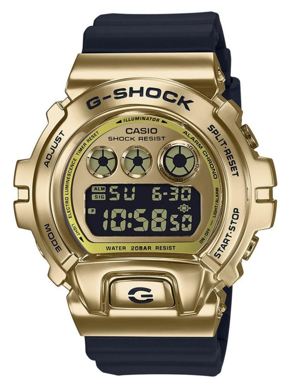 G-Shock GM6900G-9D Metal Edition Mens Watch