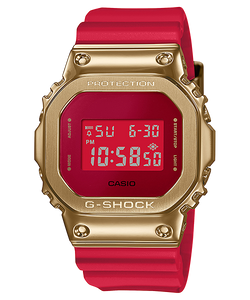 Casio G-Shock Chinese New Year GM-5600CX-4 Limited Edition Watch