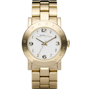 Ladies Marc Jacobs Women's Amy Watch MBM3056
