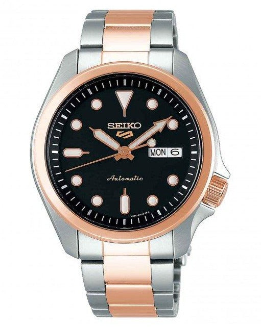 Seiko 5 Mens Sports Automatic Watch SRPE58K