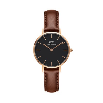 Ladies Daniel Wellington Classic Petite St Mawes 28mm Watch DW00100225