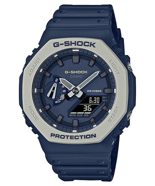 Casio G-SHOCK Carbon Core Earth Tone Series GA2110ET-2A