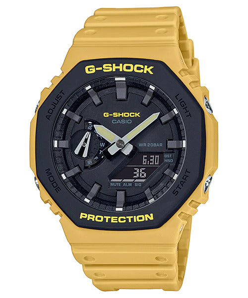 Casio G-Shock Carbon Core Guard GA-2110SU-9ADR Mens Watch