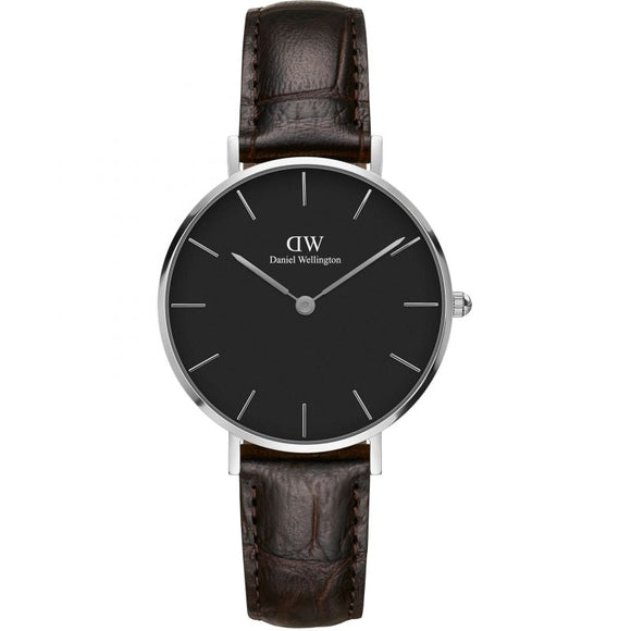 Daniel Wellington 32mm Classic Petite York Watch DW00100182