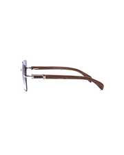 VWC Rimless Gold Square Frames