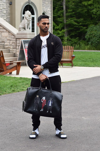 Concrete Jungle Duffel Bag