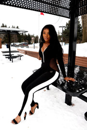Black Moula Jumpsuit