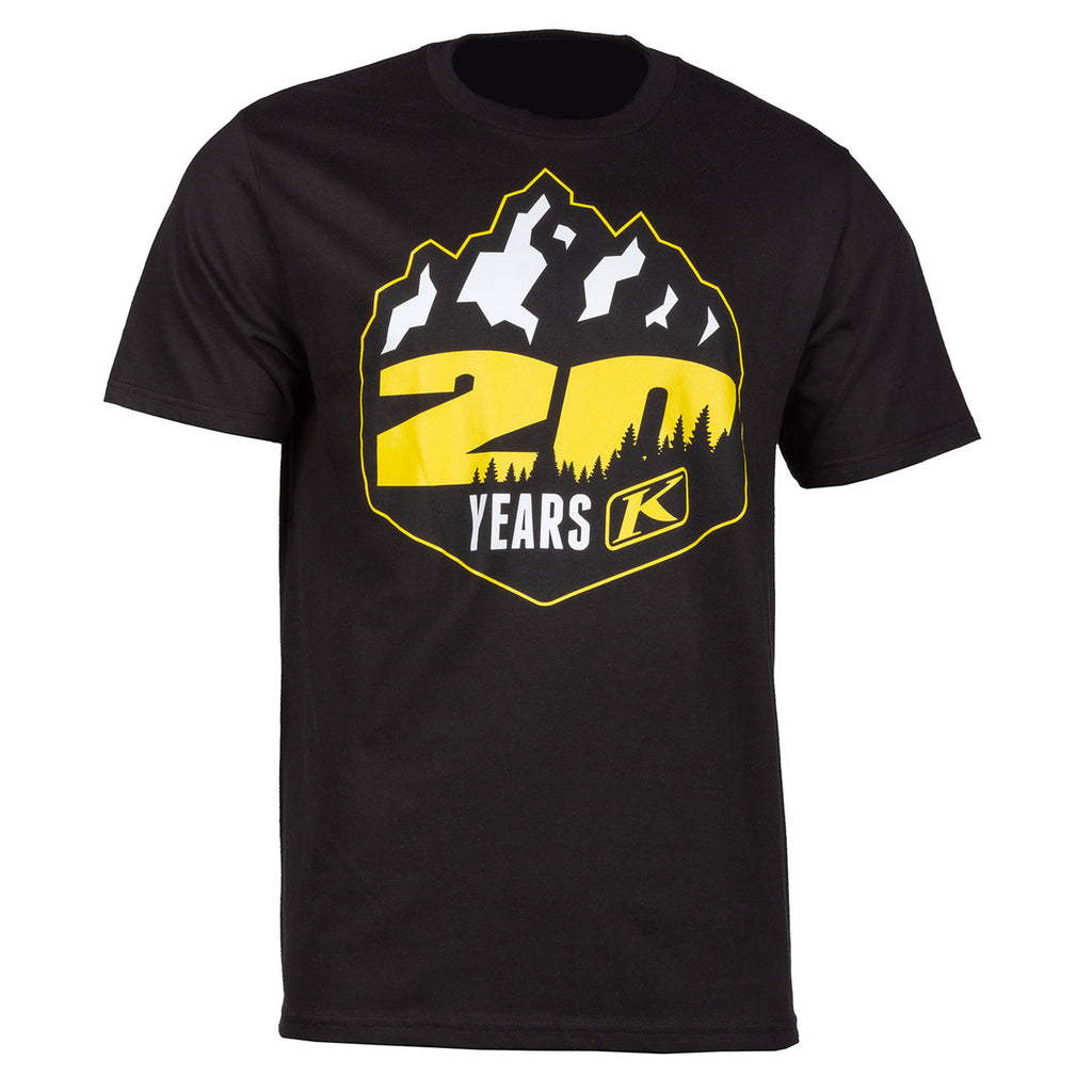 CAMISETA KLIM 20TH ANNIVERSARY SHORT SLEEVE T