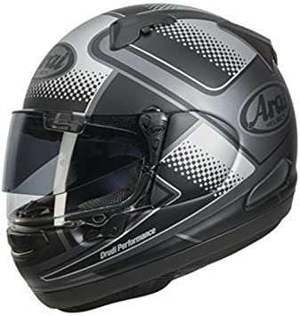 CASCO ARAI QV-PRO BOX BLACK