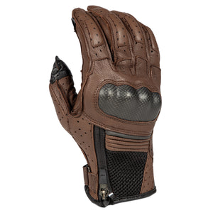 GUANTES KLIM INDUCTION MARRÓN 2020