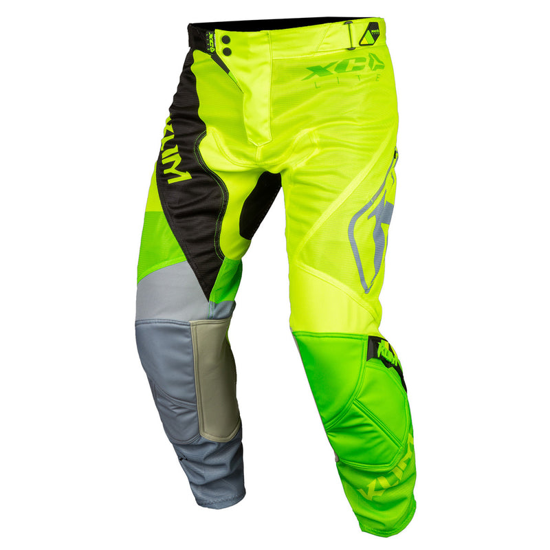 PANTALON KLIM XC LITE ELECTRIK LEMONADE JUNIOR 2020