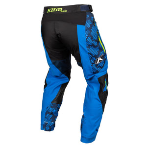 PANTALÓN KLIM DAKAR IN THE BOOT AZUL KINETIK 2020