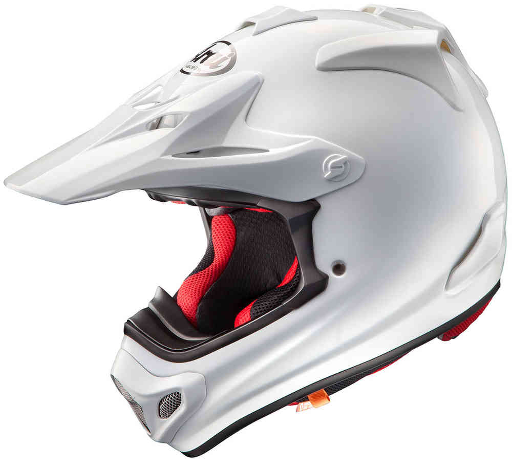 CASCO ARAI MX-V WHITE