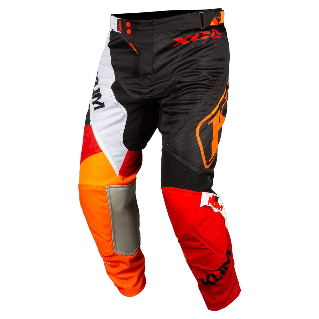 PANTALON KLIM XC LITE NARANJA KRUSH JUNIOR 2020