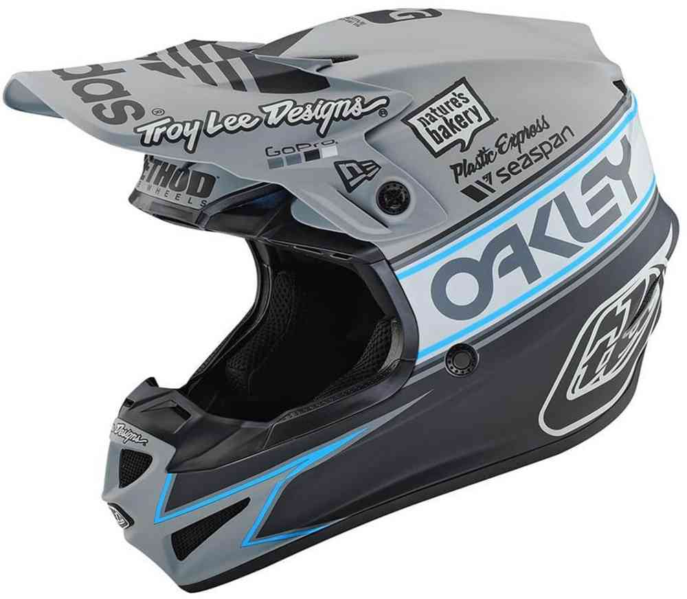 CASCO TROYLEE SE4 POLYACRYLITE TEAM EDITION JUNIOR (ACABADO MATE)