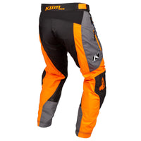 PANTALÓN KLIM DAKAR IN THE BOOT GRIS STRIKING 2020