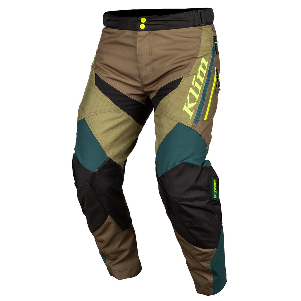 PANTALÓN KLIM DAKAR IN THE BOOT VIVID SAGE 2020