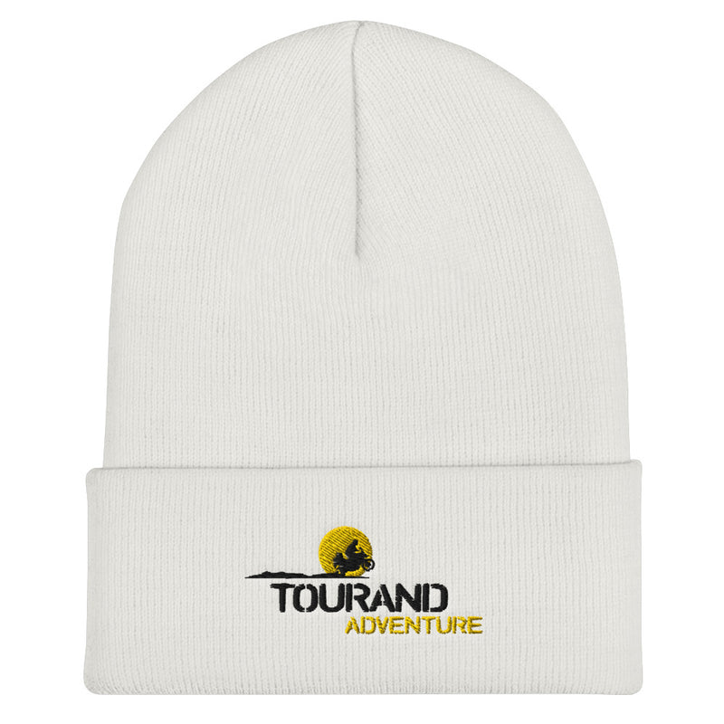 Gorro Blanco Adventure Neg/Am
