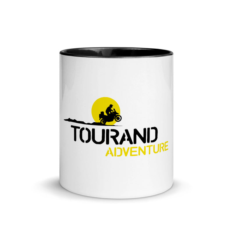 TAZA ADVENTURE NEGRA