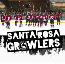 Load image into Gallery viewer, Hockey Lover? A Gift From The Growlers, Sonoma County's First Ice Hockey Team | Value: $150