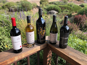 For The Wine Lover: Varietals & Vintages From St. Francis Winery & Vineyards | Value $250