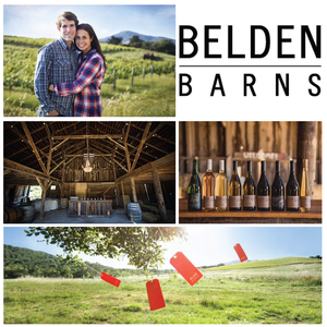 Estate Tour & Talk With Winemakers Nate & Lauren Of Belden Barns For 8 Guests + Bottle Of 2016 Chardonnay & 2018 Estate Pinot Noir | Value: $300