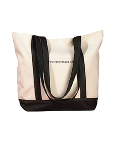 Lightweight Canvas Shopping Tote