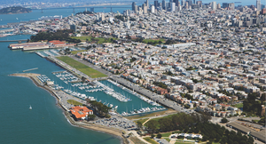 Private Chartered San Francisco Cityfront & Bay Boat Cruise + Champagne & Lite Bites For Four Guests | Value: $1000