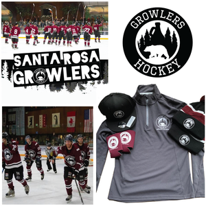 Hockey Lover? A Gift From The Growlers, Sonoma County's First Ice Hockey Team | Value: $150