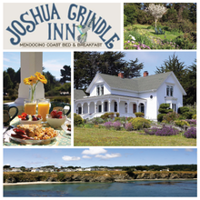 Load image into Gallery viewer, A Two-Night Stay at Mendocino's Favorite Bed & Breakfast, The Joshua Grindle Inn | Value: $400