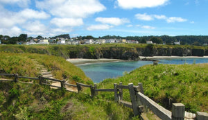 A Two-Night Stay at Mendocino's Favorite Bed & Breakfast, The Joshua Grindle Inn | Value: $400