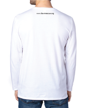 Load image into Gallery viewer, Mens Long Sleeve Logo Shirt