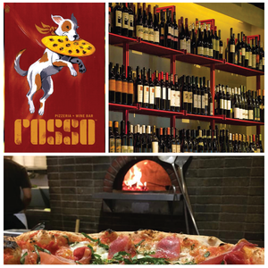 A Tuscan Treat at Rosso Pizzeria & Wine Bar | Value: $75