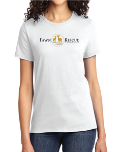 Two Fawn Rescue T-Shirts & Bumper Stickers & A Canvas Shopping Tote | Value: $110