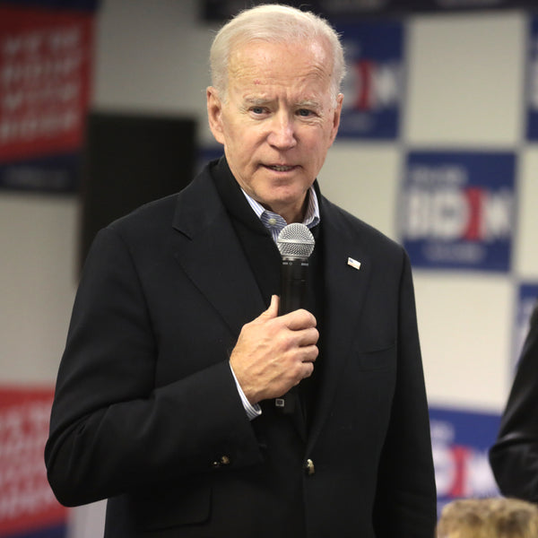 "Joe Biden Tells All Americans to Wear a Mask to ""Save Thousands of Lives"""