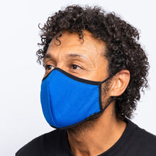 Load image into Gallery viewer, 10 Pack Adult Blue Masks