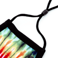 Load image into Gallery viewer, Designer Tiedye Face Masks