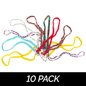 10 Pack Mask Chains