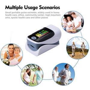 Portable Pulse Oximeter (50% OFF Sale Ending Soon!)
