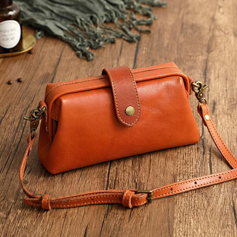 The Sierra Retro Handmade Bag