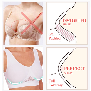 Bestu™ Invisible Wireless Air Bra (From S To 6XL)