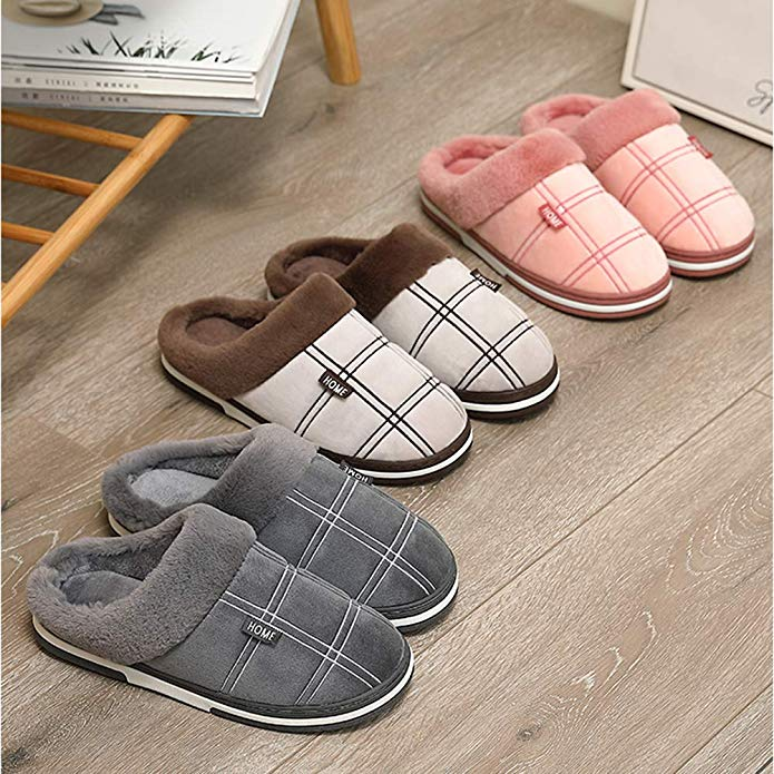 Easy Winter Warm Plush Slipper