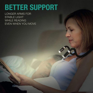 LEDGIE - Hands Free Neck Light (60% OFF Sale Ends Soon!)