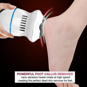 Pedi Smooth™ - Electric Vacuum Absorption Foot File