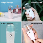 Portable Mist Diffuser (50% OFF Sale Ends Soon!)