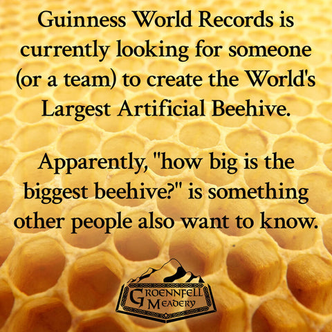 largest beehive