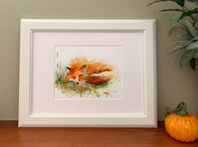 Load image into Gallery viewer, Sleepy Little Fox