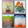 The four elements - set of 4 prints