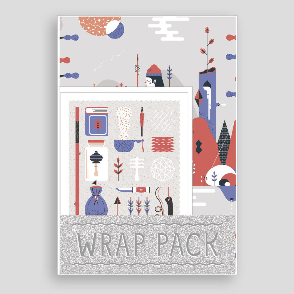 Woodland Adventure Wrap Pack